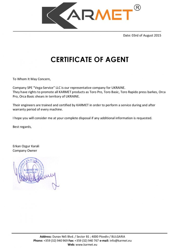 KARMET Certificate of Agent (1)-page-001